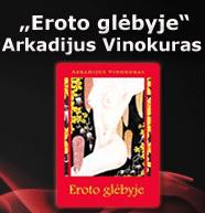 Eroto glėbyje reklama